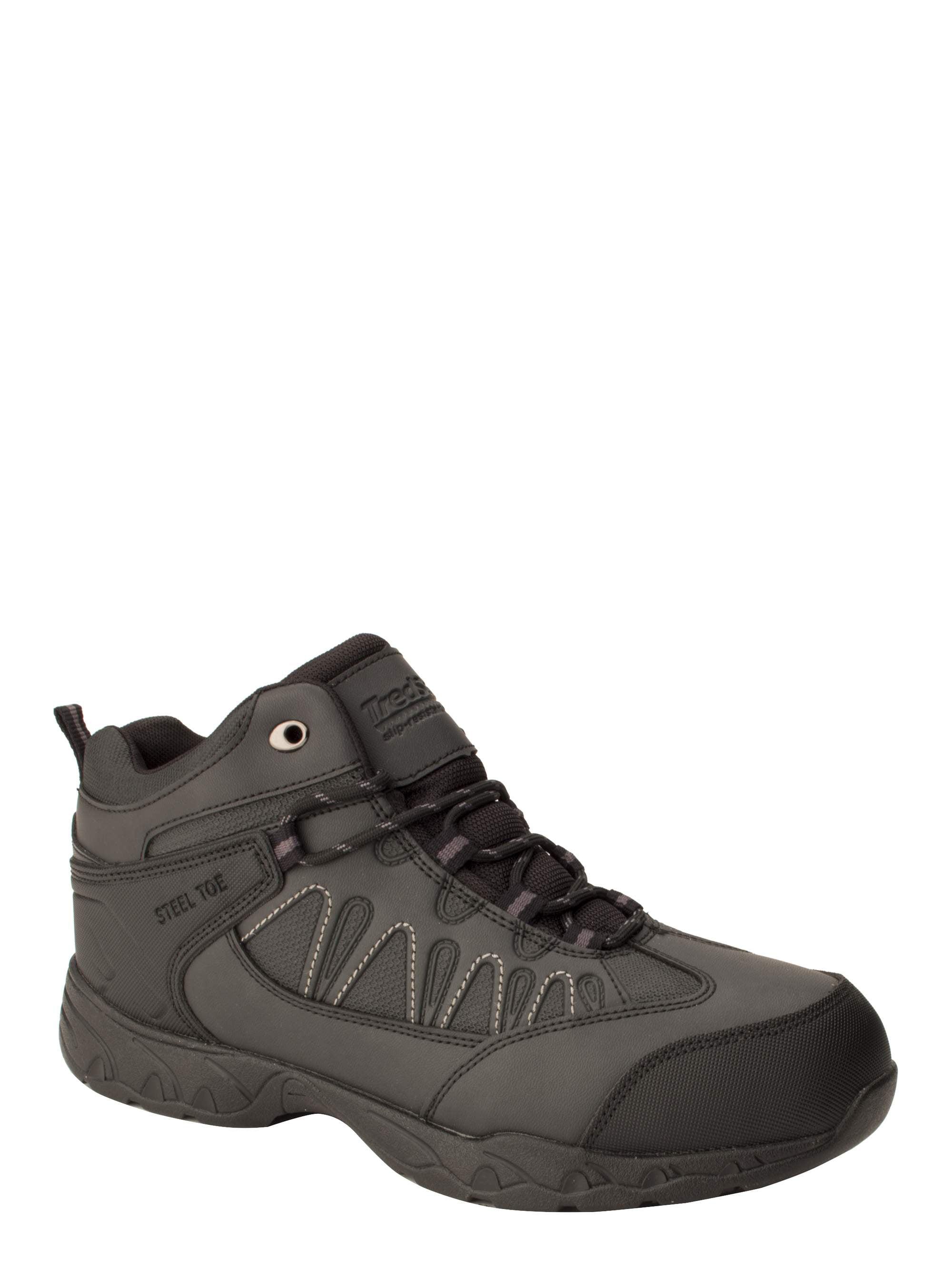 Tredsafe Men's Nola Steel Toe Slip-Resistant Hiker by HYI