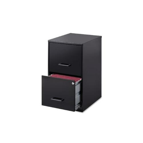 Lorell 14341 18 Deep 2 Drawer File Cabinet