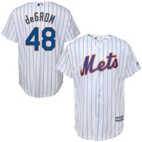 842ad1feda2 Product Image Jacob deGrom New York Mets Majestic Youth Official Cool Base  Player Jersey - White