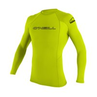 O'NEILL YOUTH BASIC SKINS 50+ LONG SLEEVE RASH GUARD (Multiple Sizes and Colors)