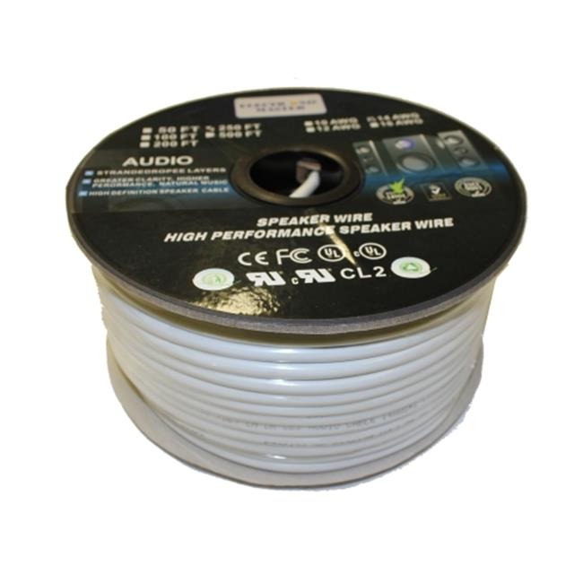 Homevision Technology EM6824250 TygerWire 250-Ft 2-Wire Speaker Cable with 14-AWG