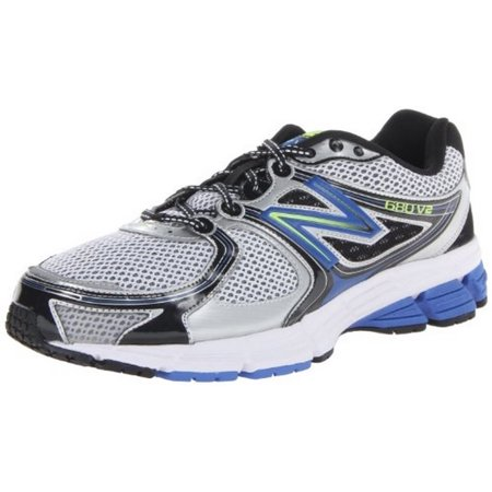 the latest 859ab afd13 New Balance - NEW BALANCE Men s 680 v2 Running Shoe, 8.5 2E US - Walmart.com