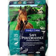Family Farm Safe Performance Horse Feed, 40 lbs.