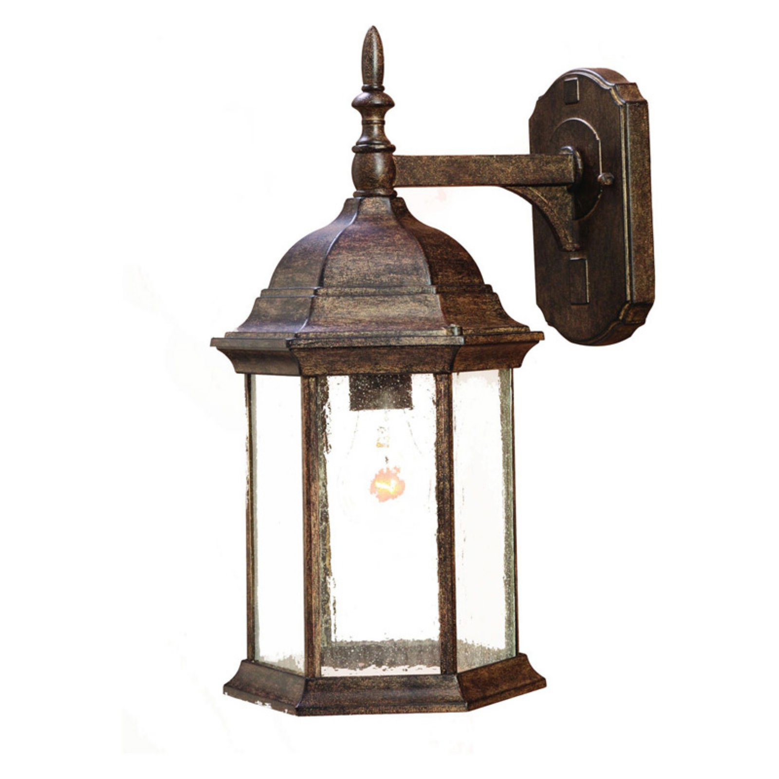 Acclaim Lighting Craftsman 1 Light Outdoor Wall Mount Light Fixture