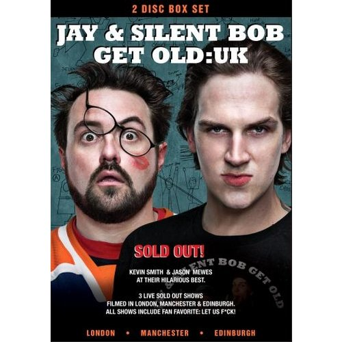 Jay & Silent Bob Get Old: Tea Bagging In The UK (Widescreen)