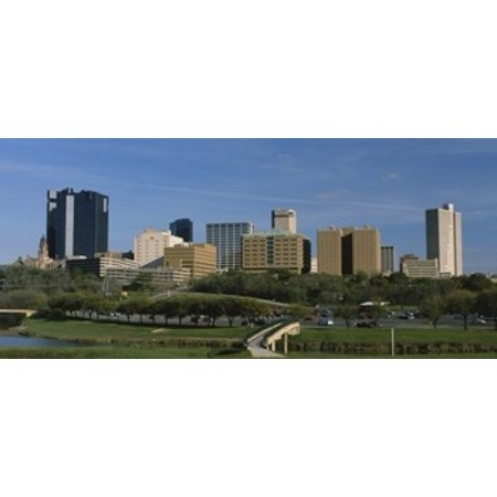 Buildings in a city Fort Worth Texas USA Poster Print](Party City Fort Worth Texas)