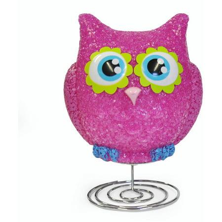 Jump and Dream Owl EVA Lamp