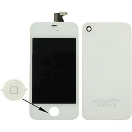 4XEM Replacement LCD Screen/Touch Digitizer/Back Cover Ki...