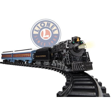 Lionel The Polar Express Battery-powered Model Train Set Ready to Play with
