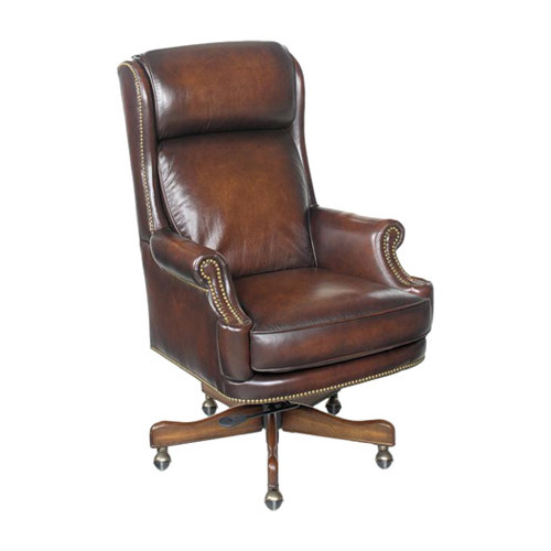 Seven Seas Seating Maximilian Leather Executive Chair