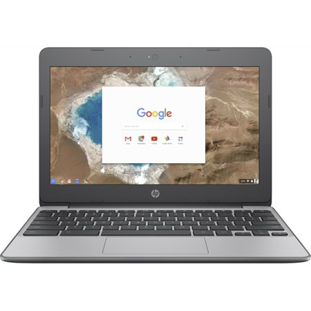 HP Chromebook 11-v020nr,Celeron N3060, 4GB OB Mem, 11.6in HD IPS, Touch, 16GB eMMC, 802.11ac 2x2 BT, HD Webcam, Dual array digital mics, HD Audio, ACADPT 45 Watt Smart nPFC, BATT 2C 43.7 WHr, Chrome