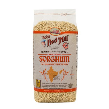 Bob's Red Mill gluten Free Whole Grain Sorghum, 24