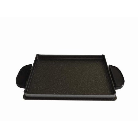 George Foreman Evolve Grill 84 sq in Shallow Griddle Accessory Pan, GFP84GP