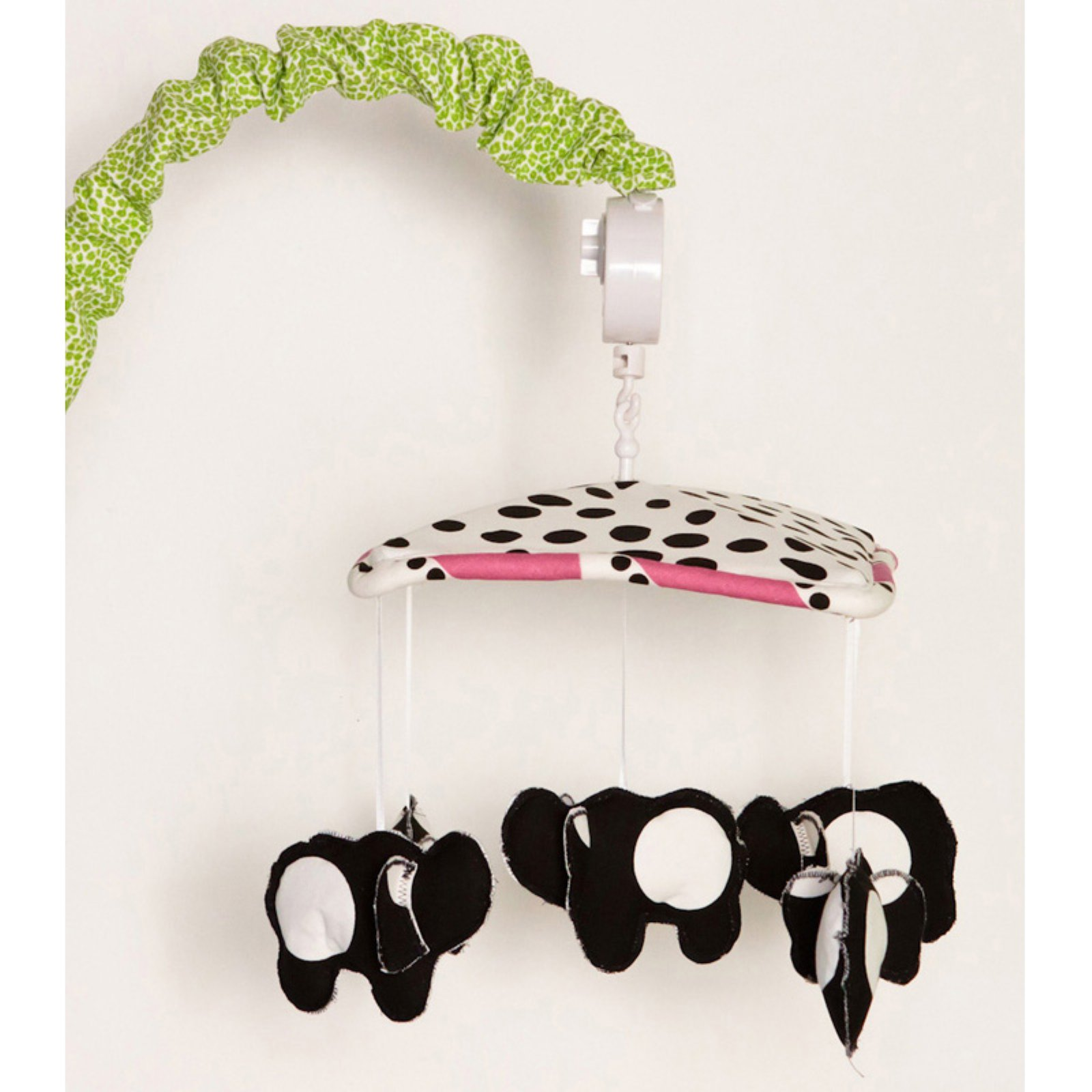 Click here to buy Cotton Tale Designs Hottsie Dottsie Musical Mobile by Cotton Tale Designs.