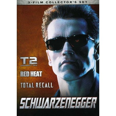 Schwarzenegger  3 Film Collection