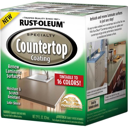 ... 246068 Countertop Coating Kit-TINTBASE COUNTERTOP KIT - Walmart.com