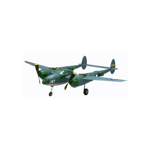 324 P-38F/M Lightning Multi-Colored