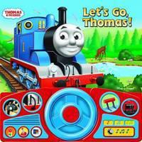 Thomas & Friends: Let's Go, Thomas! (Hardcover)