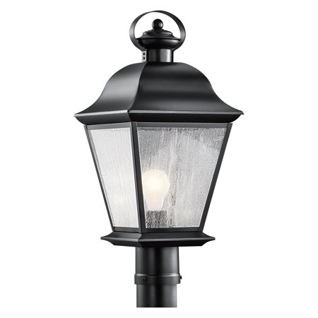 Kichler Mount Vernon 9909 Outdoor Post Lantern - 9.5 in.