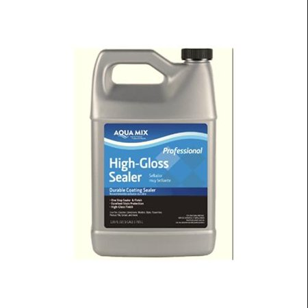 - Aqua Mix High-Gloss Sealer - Gallon