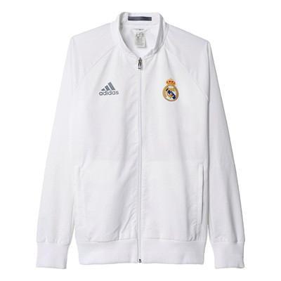 Adidas Youth Real Madrid Anthem Jacket