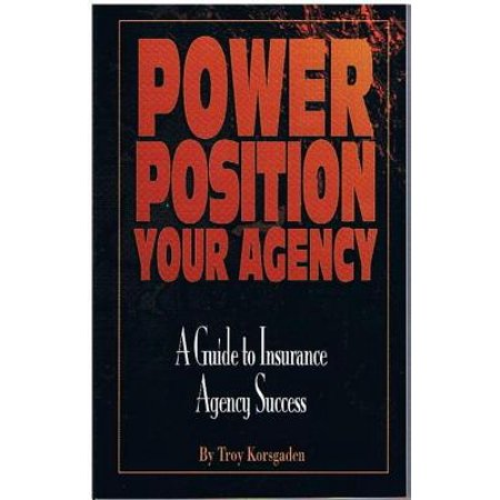 Power Position Your Agency - eBook