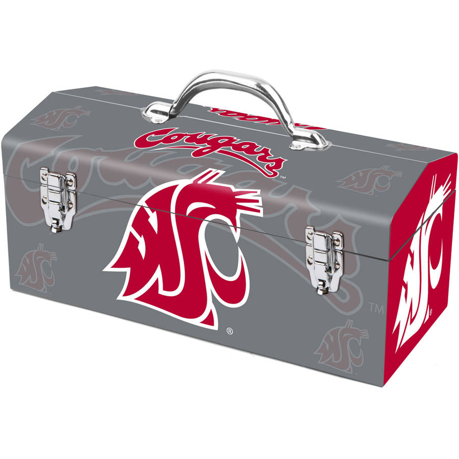 "Sainty 24-134 Washington State University 16"" Tool Box"