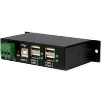 StarTech.com ST4200USBM 4-Port USB 2.0 Hub