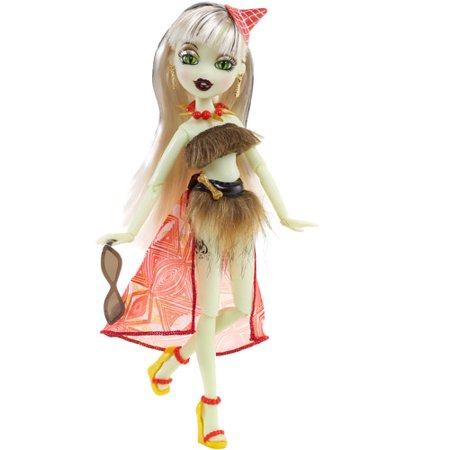 Bratzillaz Midnight Beach Sashabella Paws - Midnight Beach Doll