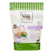 I and Love and You In the Raw Grain-Free Dehydrated Dog Food, Raw Raw Turk Boom Ba Dinner, 1.5 Lb