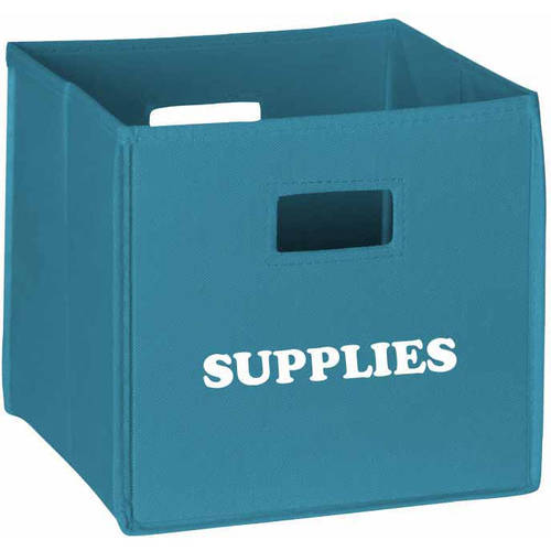 RiverRidge Folding Storage Bin, Supplies