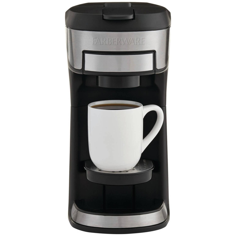 %name Farberware K Cup Single Serve Coffee Maker