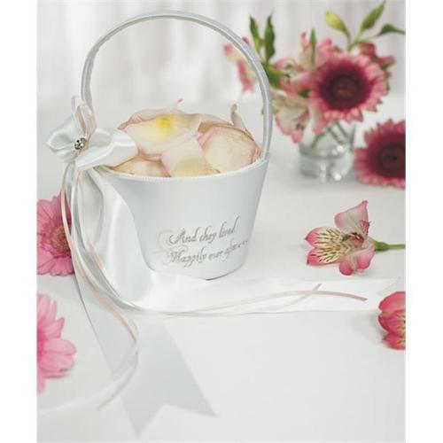 Weddingstar 7167 Fairy Tale Dreams Flower Girl Basket