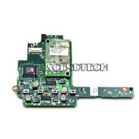 001 Compaq 2 Button - HP COMPAQ NC6000 POWER BUTTON BOARD 6050A0032601-A05 333650-001 325521-001