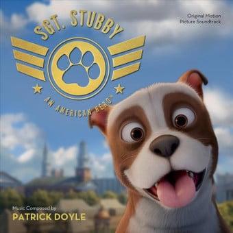 Sgt. Stubby: An American Hero Soundtrack (CD) - Halloween 8 Resurrection Soundtrack