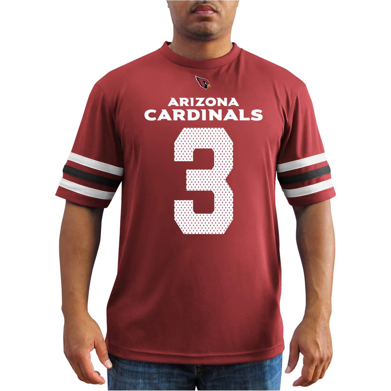 NFL Men's Arizona Cardinals C Palmer 3 Player Synthetic Fashion Tee