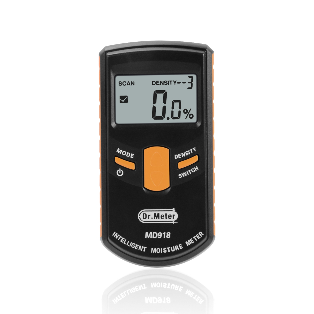 Dr.Meter Inductive Pinless Tools Intelligent Moisture Meter Digital Moisture Meter For Wood
