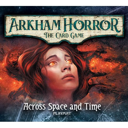 Arkham Horror: Living Card Game - Across Space and Time - Halloween Horror Game