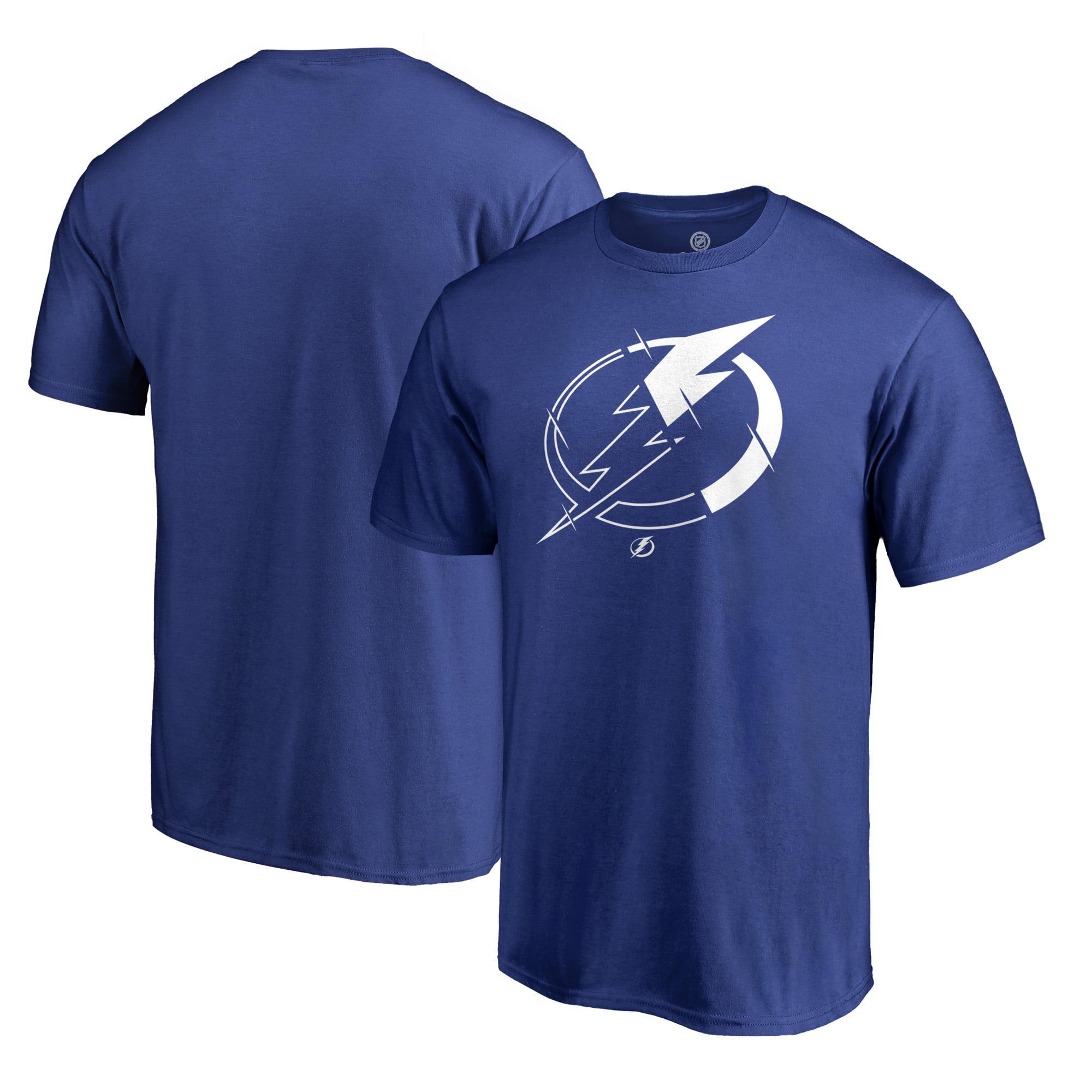 Tampa Bay Lightning Fanatics Branded X-Ray T-Shirt - Royal