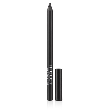 Inglot Kohl Pencil, 01 Black, 1.2g Inglot Kohl Pencil, 01 Black, 1.2g