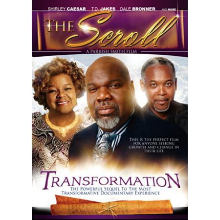 Scroll: Transformation (DVD)](Transformation Man To Woman)
