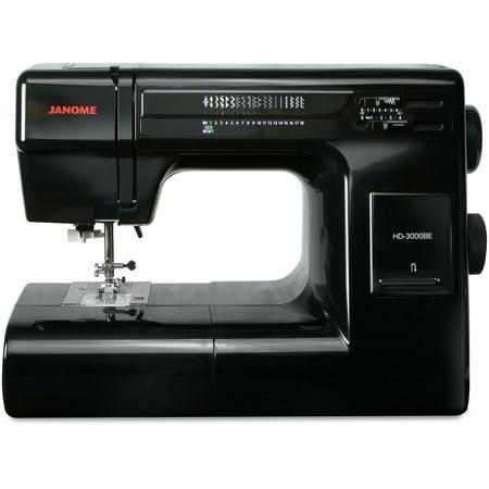 Janome HD3000BE Sewing Machine ()