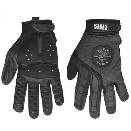 Journeyman Gloves (Klein Tools Journeyman Grip Gloves, L)