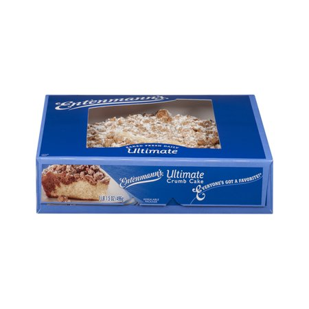 Entenmann S Ultimate Crumb Cake