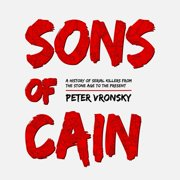 Sons of Cain - Audiobook