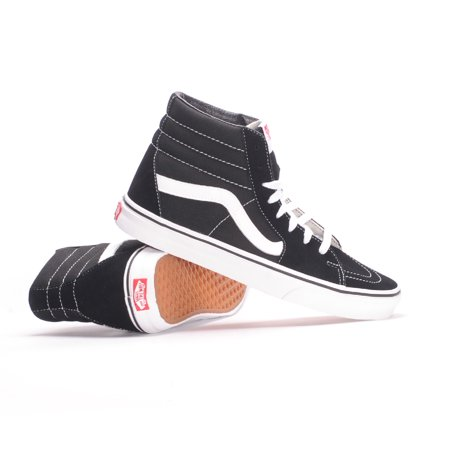 def8369b6b5 Vans - Vans Sk8-Hi (Black Black White) Men s Skate Shoes-14 - Walmart.com
