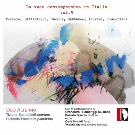 Contemporary Voice in Italy 5