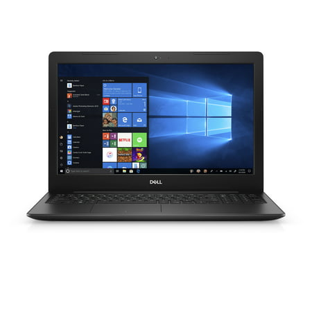 Dell Inspiron 15 3583 Laptop, 15.6'', Intel Core i7-8565U, 8GB RAM, 256GB SSD, Intel UHD Graphics 620, i3583-7391BLK-PUS