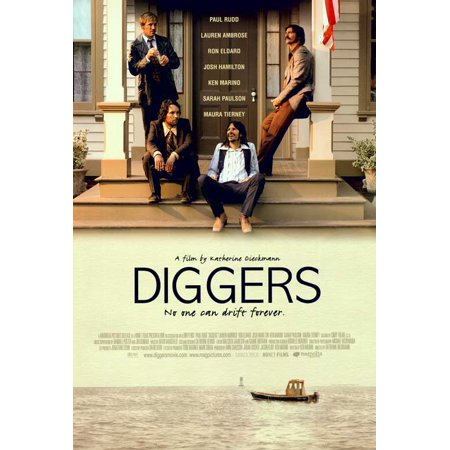 Diggers POSTER Movie (27x40)