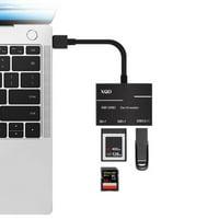 500MB/S High-speed USB3.0 XQD Card Reader XQD 2.0 Memory Card Writer for Sony for Lexar XQD with USB Mark